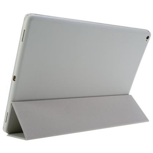 newest c4c5e 63d11 ULTRA SLIM WAKE SLEEP LEATHER SMART COVER CASE WITH STAND FUNCTION FOR IPAD  PRO (OFF-WHITE)