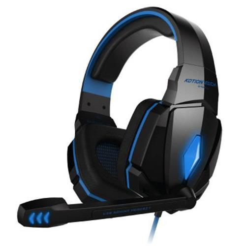 EACH G4000 PRO GAMING HEADSET (BLUE)