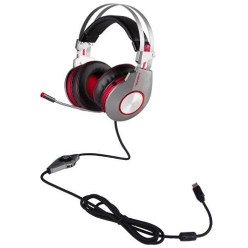 XIBERIA K5 WIRED OVER-EAR GAMING HEADSET (SILVER GRAY)