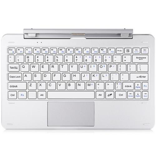 ORIGINAL CUBE CDK09 MIX PLUS KEYBOARD MAGNETIC DOCKING POGO PIN (WHITE)
