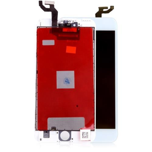 REPLACEMENT LCD SCREEN ASSEMBLY + TOUCH GLASS DIGITIZER PHONE REPAIR TOOL KIT FOR IPHONE 6S PLUS (WHITE)