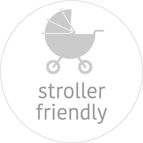 stroller-friendly