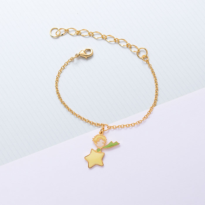 Little OH! 手工飾品 | Featured Collections - 狐狸與小王子 宇宙 little prince