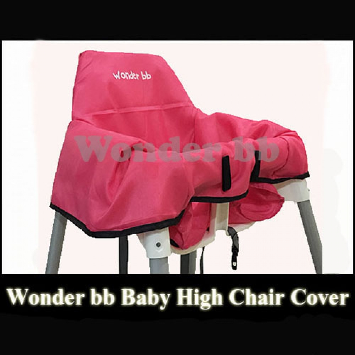 wonder bb baby high chair cover. Black Bedroom Furniture Sets. Home Design Ideas