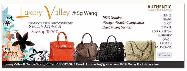 aa6f4821f Luxury Valley Branded Bags KL