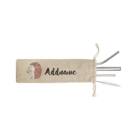 3007910#Watercolour Animal Sweet Porcuppine Green Apple Addname SB.jpg