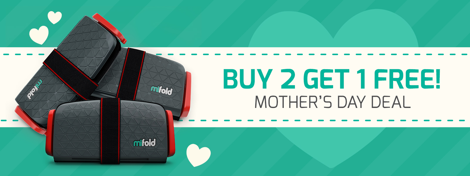 Buy 1 mifold GET the 2nd 50% OFF!