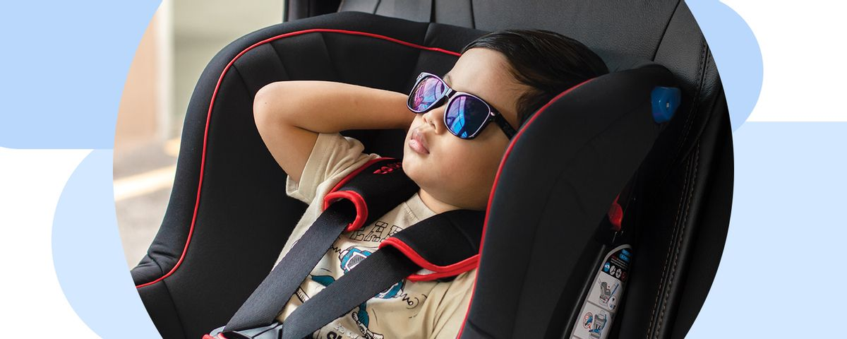 How To Use And Install Your Car Seat Forward-Facing