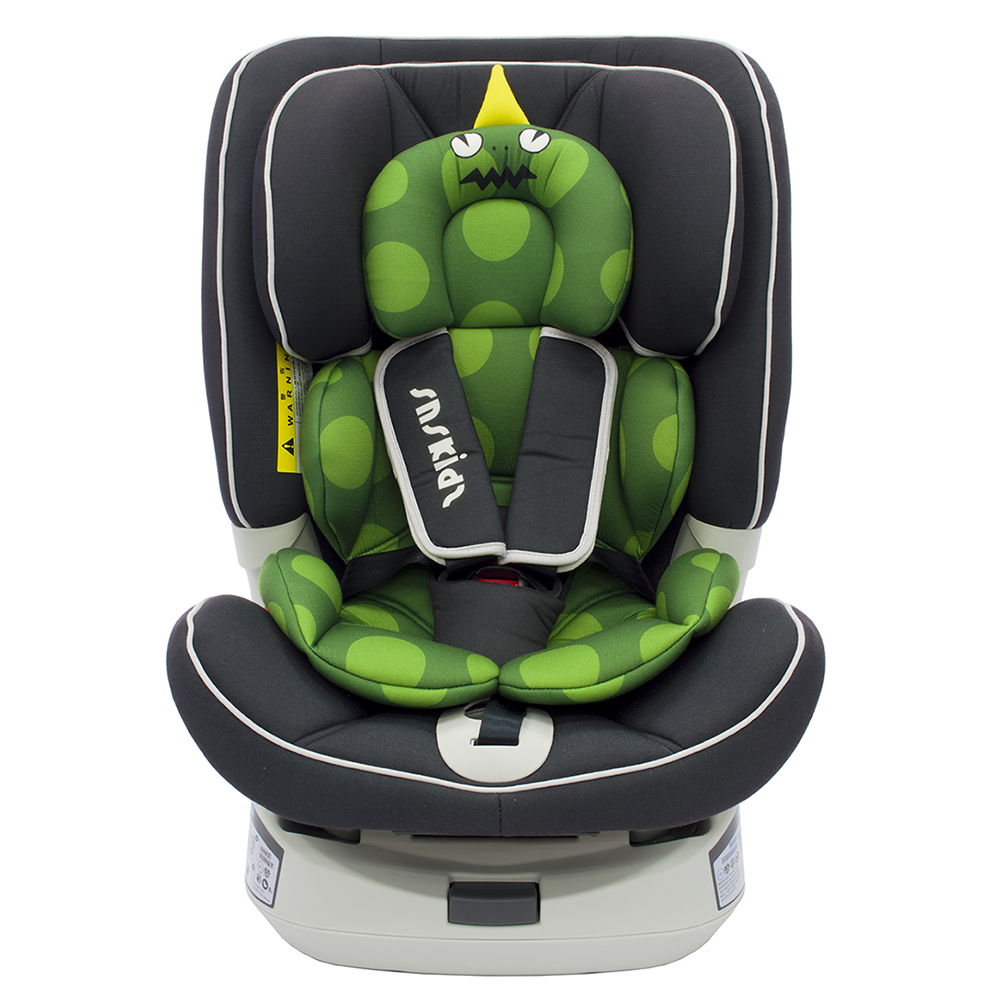 snskidz Monstar Car Seat Green!