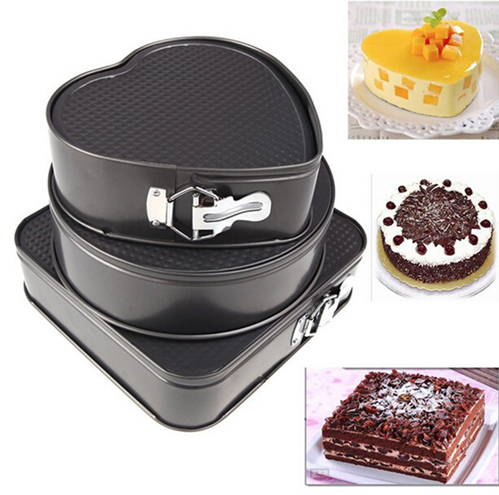 Non-stick-Springform-Cake-Pan-Gray-Metal-Mould-with-Removable-Bottom-Round-Heart-Square-3-Shapes.jpg