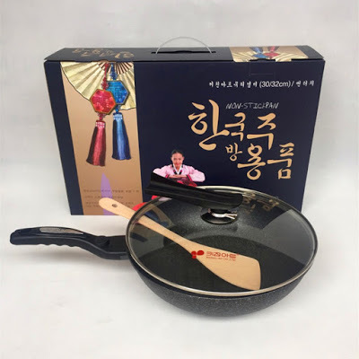 Non-stick Cooking Wok korean 30cm 8.jpg