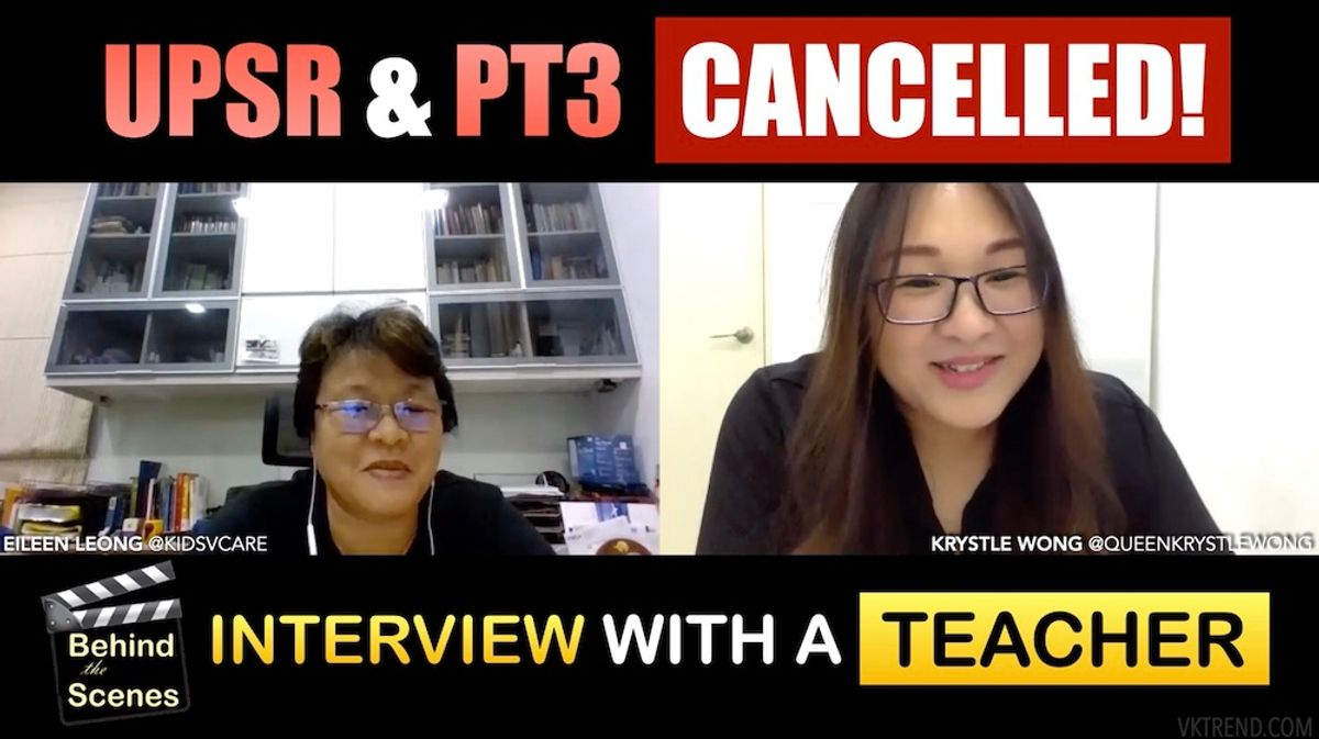 UPSR and PT3 Cancelled - What Do Parents Do Now?