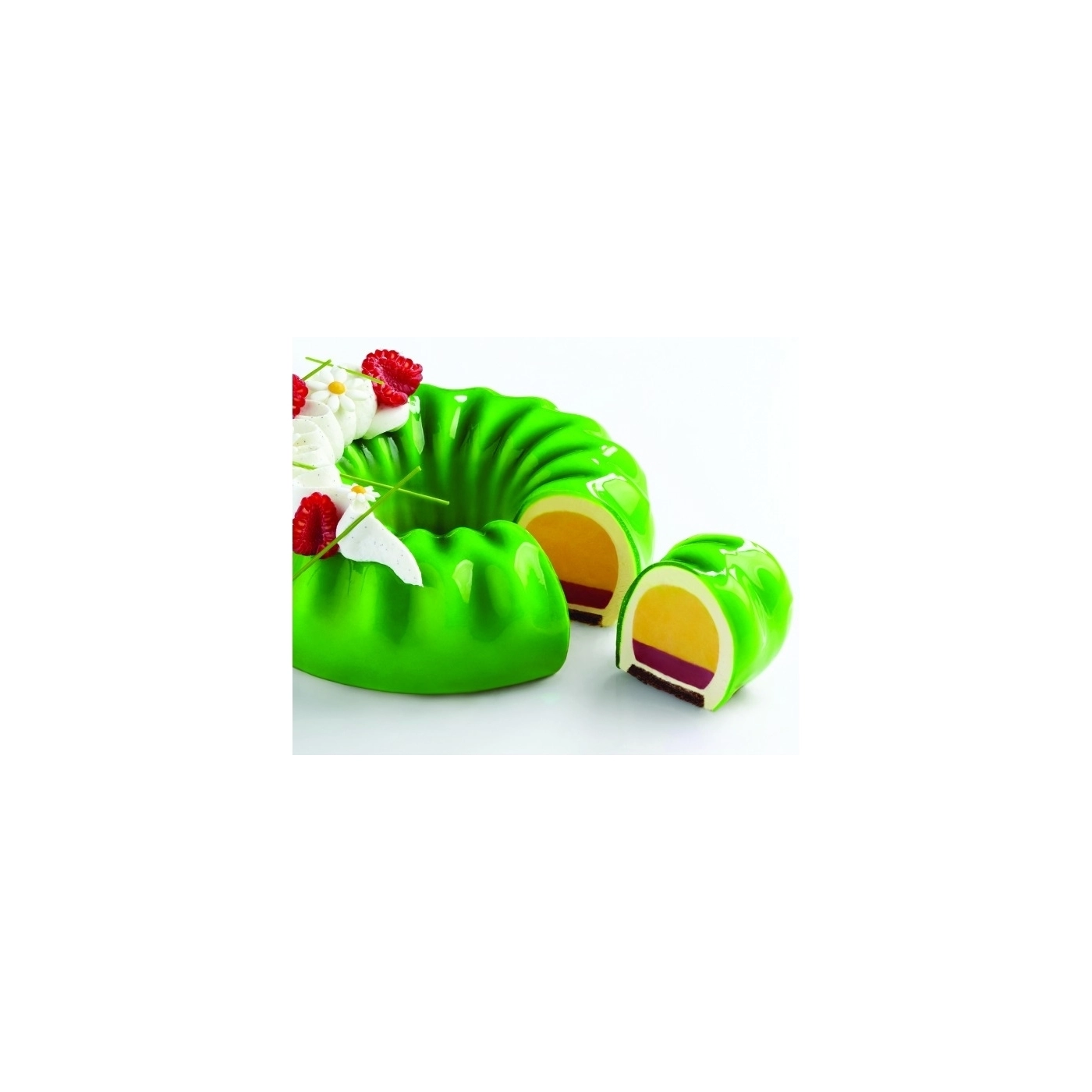 Pavoni, 3D Silicone Mould