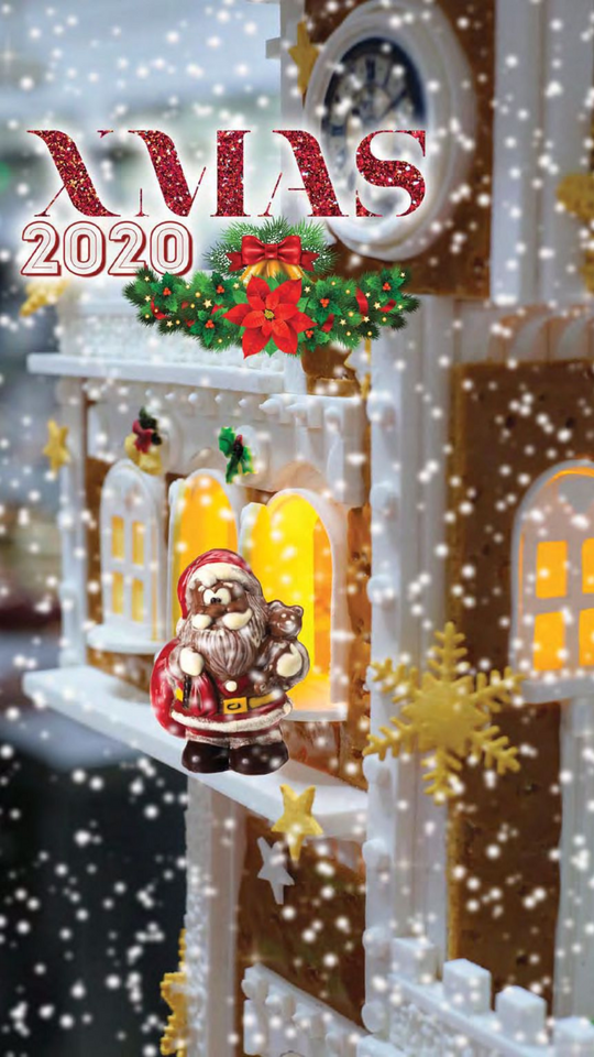 Pastry Pro | 2020 CHRISTMAS COLLECTION