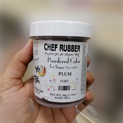 chef rubber powdered color water soluble plum.png