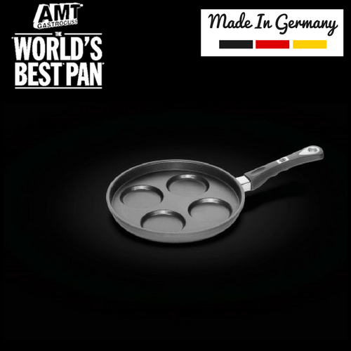 AMT, Nonstick, Induction Cake Pan With Handle (26 cm, H 1 cm)