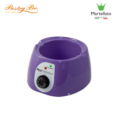 martellato mini chocolate warmer purple 2.png