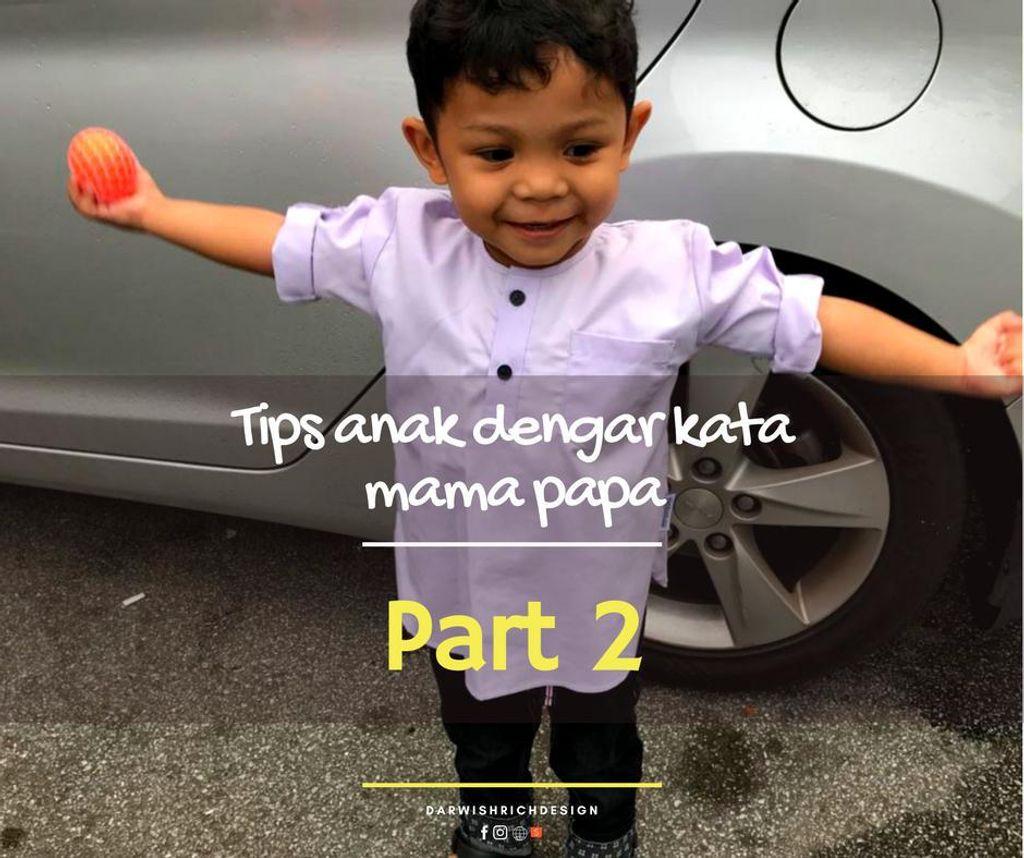 TIPS UNTUK ANAK DENGAR KATA -Part 2