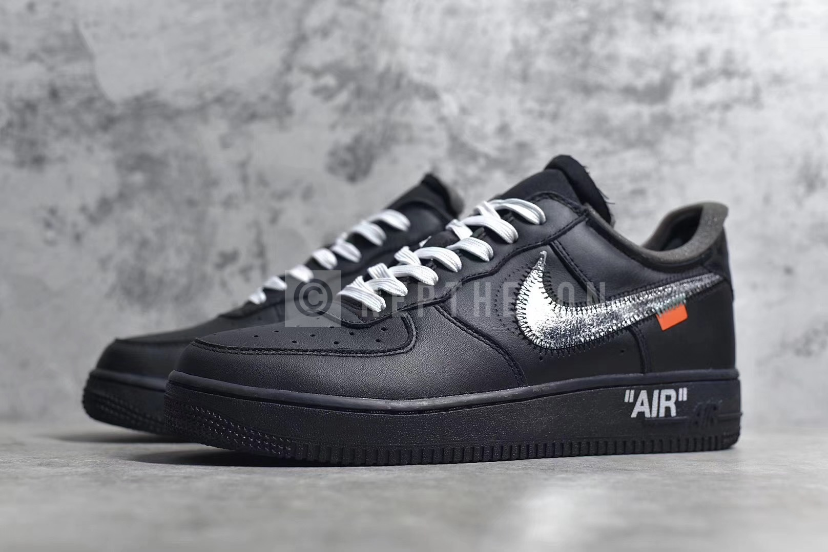 new images of top design coupon code OFF-WHITE X AF1