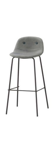 527-11 華爾斯吧椅(灰色布).jpg