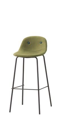 527-10 華爾斯吧椅(綠色布).jpg