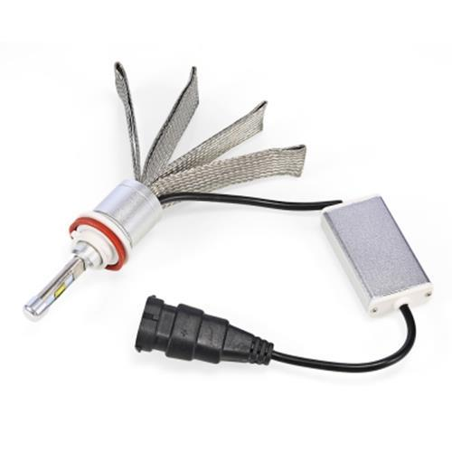 TIROL T23902 H9 PAIR OF CAR LED HEADLIGHT