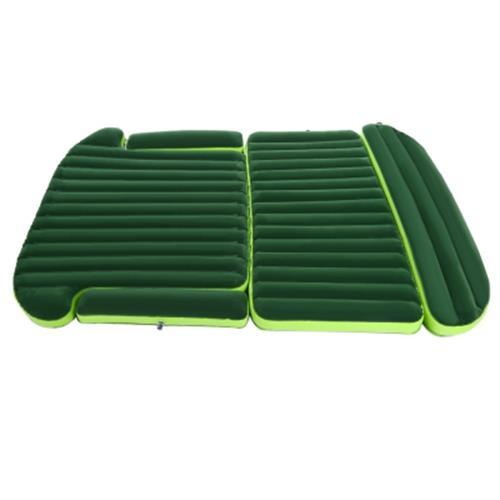 DRIVE TRAVEL UNIVERSAL CAR AIR INFLATION BED WAVE DESIGN ENVIRONMENTAL MATERIAL COMFORTABLE AIRBED FOR SUV
