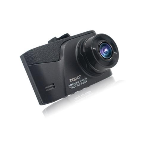 JL-611 HIGH-SPEED DRIVING RECORDER 170 DEGREES GOLD WIDE-ANGLE CAR DVR SPORTS DV 3-INCH SCREEN 1080P (BLACK)