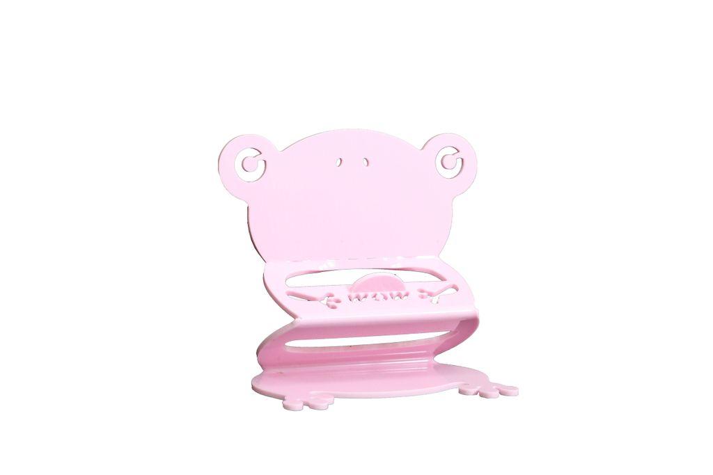 青蛙耳機架粉紅色1.jpg