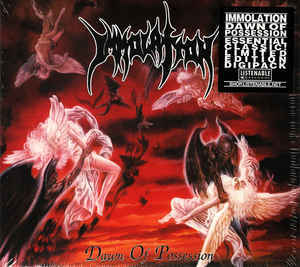 IMMOLATION Dawn Of Possession (Limited Edition, Reissue, Digipak) CD.jpg
