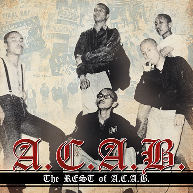 A.C.A.B. The Rest of A.C.A.B LP + CD.jpg