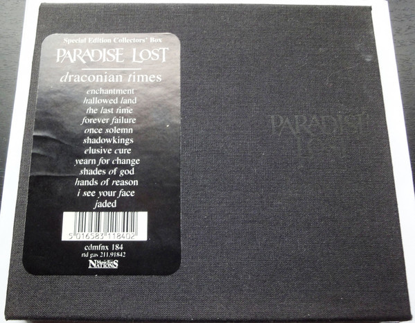 PARADISE LOST Draconian Times (Special Edition, Collector's Box) CD.jpg