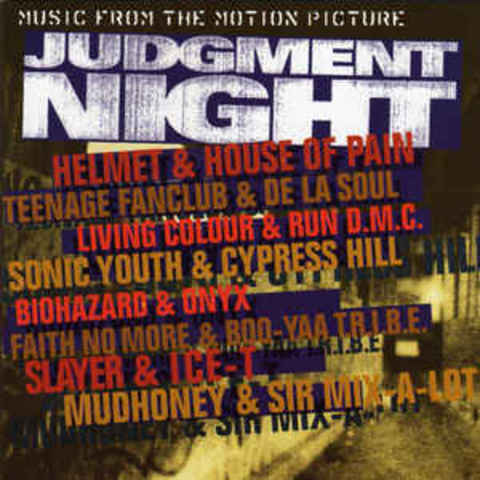 VARIOUS ARTISTS Judgment Night - Music From The Motion Picture CD.jpg