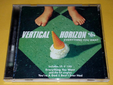 VERTICAL HORIZON Everything You Want (Limited Edition CD VCD).jpg