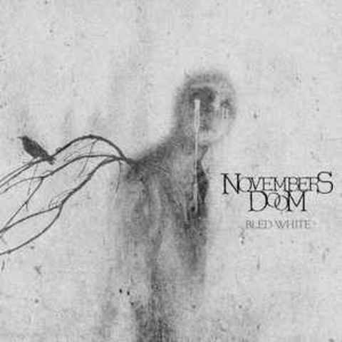 NOVEMBERS DOOM Bled White CD.jpg
