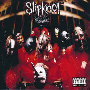 SLIPKNOT Slipknot CD.jpg