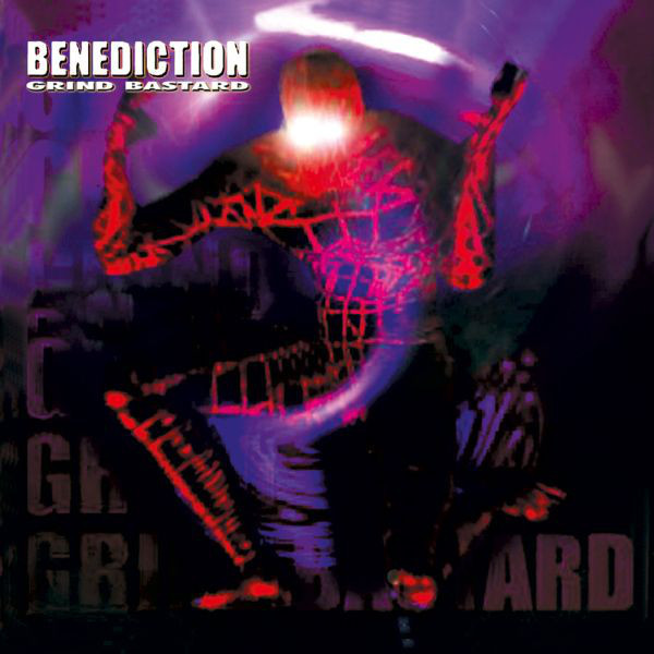 BENEDICTION Grind Bastard (Limited Edition, Numbered, Reissue, Digipak) CD.jpg
