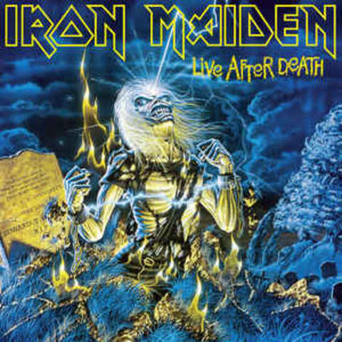 IRON MAIDEN Live After Death (Reissue, Remastered, 180 Gram) 2LP.jpg