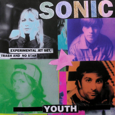 SONIC YOUTH Experimental Jet Set, Trash And No Star (Reissue, 180 Gram) LP.jpg
