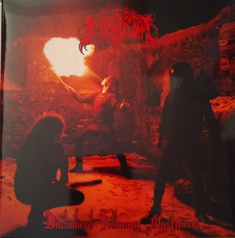 IMMORTAL Diabolical Fullmoon Mysticism (Limited Edition, Reissue, Red & Gold) LP.jpg