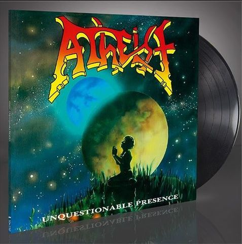 ATHEIST Unquestionable Presence (Limited Edition, Reissue) LP.jpg