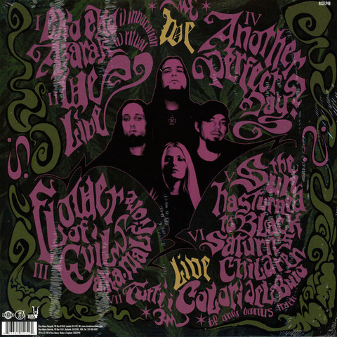 ELECTRIC WIZARD We Live (Limited Edition, Reissue) 2LP2.jpg