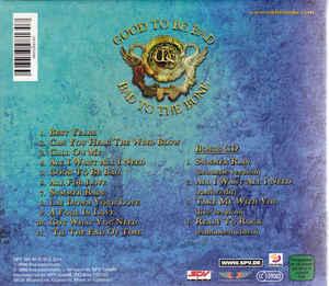 WHITESNAKE Good To Be Bad (Box Set, Limited Edition) CD2.jpg