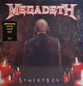 MEGADETH Th1rt3en (2019 remastered) 2LP.jpg