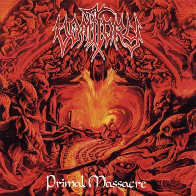 VOMITORY Primal Massacre (Limited Edition, Reissue, 180gm) LP.jpg