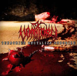 VOMITORY Terrorize Brutalize Sodomize (Limited Edition, Reissue, 180gm) LP.jpg