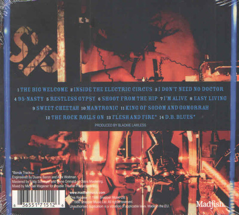 W.A.S.P. Inside the Electric Circus (2019 reissue with bonus tracks) CD2.jpg