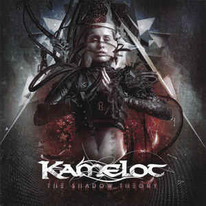 KAMELOT The Shadow Theory CD.jpg