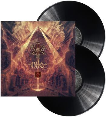 NILE Vile Nilotic Rites (Black) 2LP.jpg