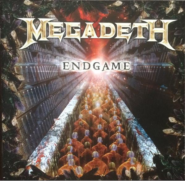 MEGADETH Endgame (2019 Reissue, Remastered, Digipak) CD.jpg